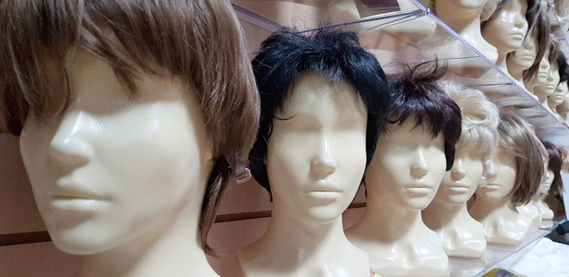 Парики в магазине в Москве. Volosi-Shop.ru