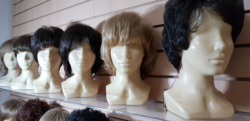 Магазин париков. Wig shop in Moscow. Low prices