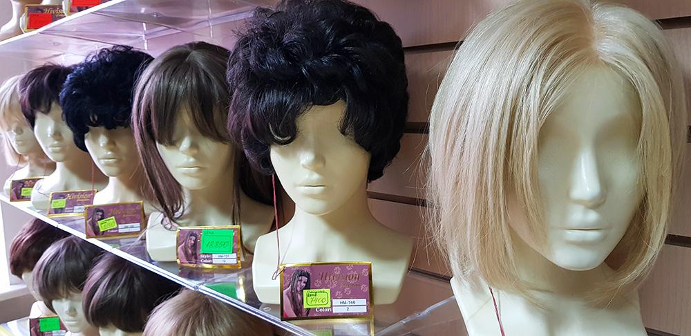 Парики от 1200 рублей, натуральные и искусственные волосы | Volosi-Shop.ru